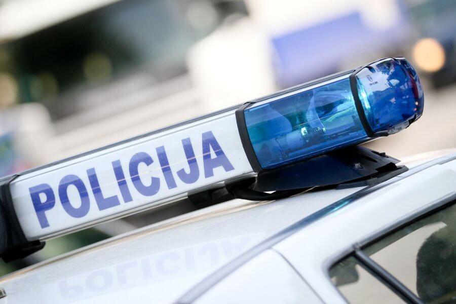 Medijski natpisi vezano za događaja u Policijskoj postaji Ogulin