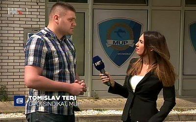 Glavni tajnik Tomislav Teri na temu javne nabave automobila i kadrovskih problema