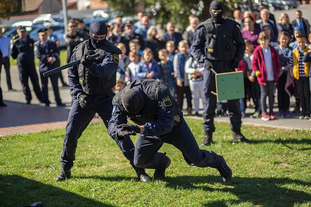 Obilježen Dan policije u PU virovitičko-podravskoj